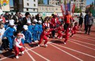 В Махачкале прошла юбилейная детская олимпиада «Олимпийские надежды»