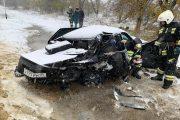 Водитель из Каякентского района погиб при столкновении двух «Приор»