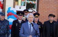 Владимир Васильев принял участие в открытии комплекса зданий МВД по Курахскому району