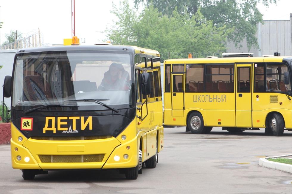 В Акушинский район до конца года поступит четыре новых школьных автобуса