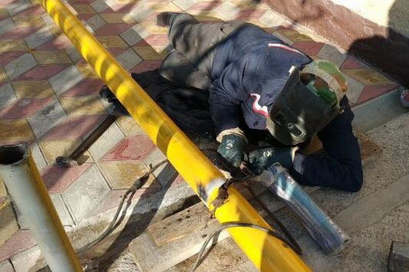 «Даггаз» планирует восстановить подачу газа в Избербаше в течение десяти дней
