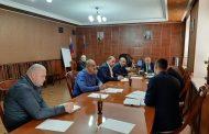 В Казбековском районе обсудили работу по обелению заправочного бизнеса