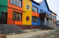 Артем Здунов посетил площадку детского сада, строящегося в Каспийске