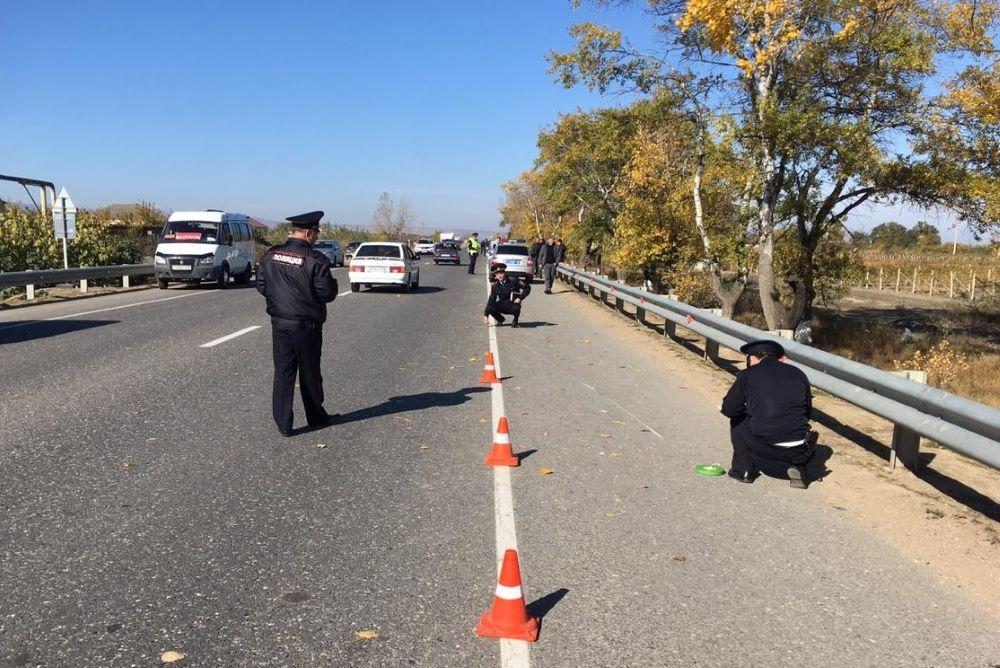 В Дербентском районе «Лада Ларгус» сбила насмерть пешехода