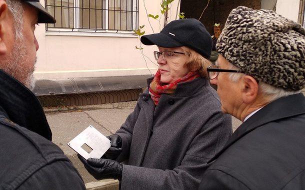 Махачкала присоединилась к проекту «Последний адрес»