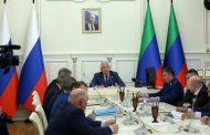 Владимир Васильев провел встречу с владельцами АЗС