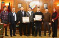 Активисты ОНФ по Дагестану встретились с махачкалинцами, спасшими ребенка