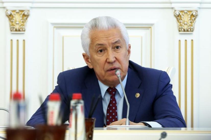 Владимир Васильев: в Дагестане от внебольничной пневмонии умер 481 человек