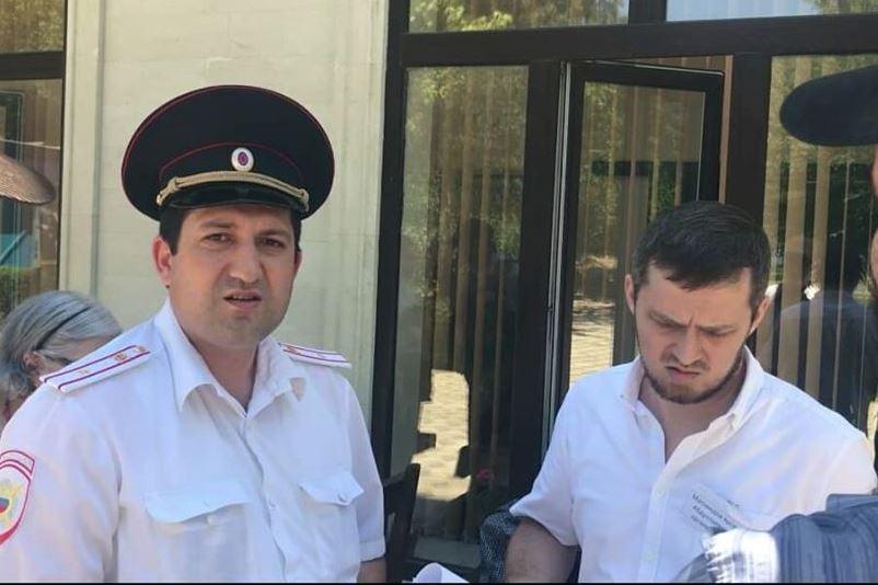 Верховный суд вернул на новое рассмотрение дело о задержании Арсена Магомедова