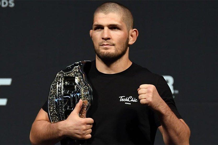 Дана Уайт подтвердил, что Нурмагомедов не выступит на турнире UFC 249