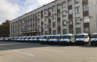 Центры соцзащиты Дагестана получили автомобили по проекту «Старшее поколение»