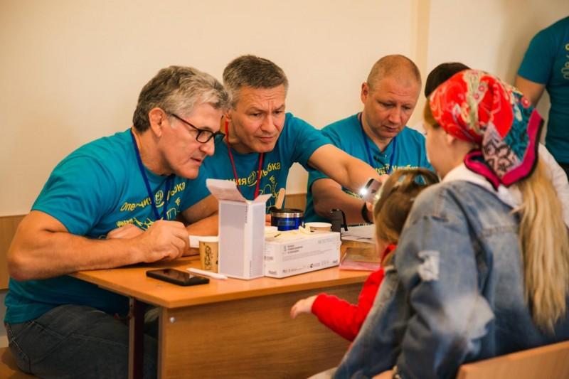 В Дагестане проходит акция «Операция улыбка»
