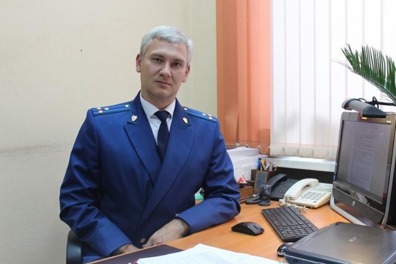 Заместителем прокурора Дагестана назначен Андрей Потапов