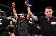 Забит Магомедшарипов и еще трое дагестанцев одержали победы на турнире UFC в Москве