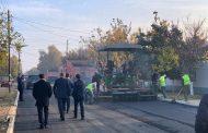 В Избербаше реализуется проект «Мой Дагестан – Мои дороги»