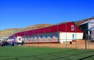 В Гумбетовском районе отремонтировали школу по проекту «100 школ»