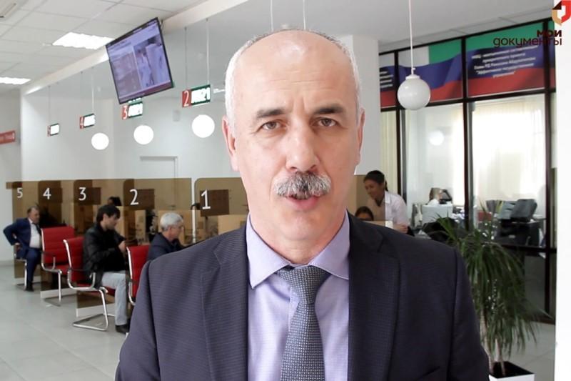 Дело главы Каякентского района передано в суд