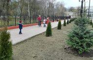 В Кизляре благоустроено 8 дворов и 3 общественные территории