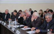Владимир Васильев встретился со старейшинами Южного территориального округа Дагестана