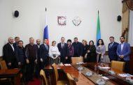 Артем Здунов провел встречу с представителями бизнес-сообщества