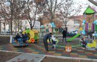 В Избербаше после ремонта открылся городской сквер