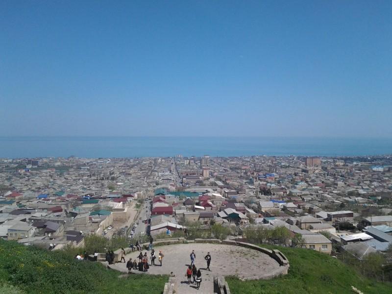 Правительство России выделит деньги на строительство очистных сооружений в Дербенте