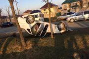 В столкновении машин на окраине Махачкалы погиб человек