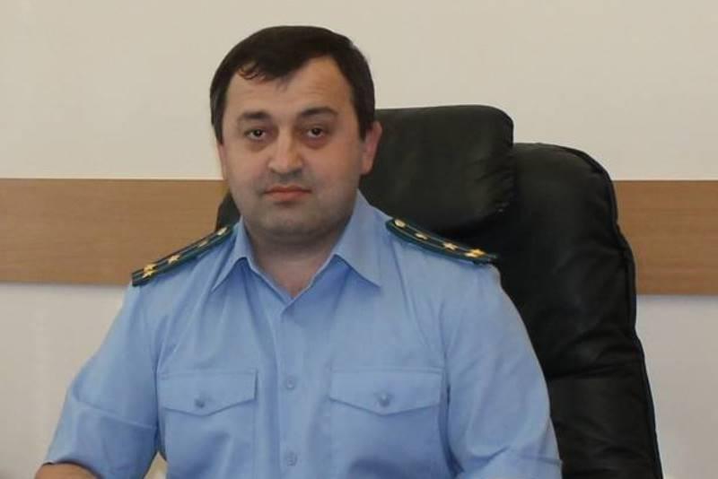 Владимир Путин наградил заместителя прокурора Дагестана