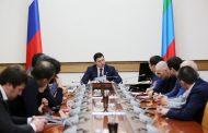 В правительстве Дагестана обсудили развитие водных видов спорта