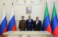 Владимир Васильев провел церемонию вручения госнаград
