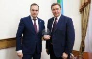 Дагестану вручили Знак регионального проекта по повышению финансовой доступности
