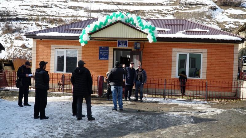 В Тляратинском районе открыты два ФАПа и водопровод