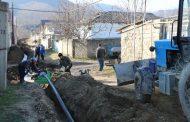 В Кайтагском районе заменяют водопроводную сеть по проекту «Мой Дагестан – моя вода»