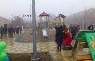 В Кизилюрте открылся новый сквер