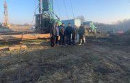 Анна Безрукова проинспектировала ход строительства объектов водоснабжения в Хасавюртовском районе