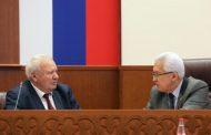 Владимир Васильев провел итоговое заседание Совета старейшин при главе Дагестана