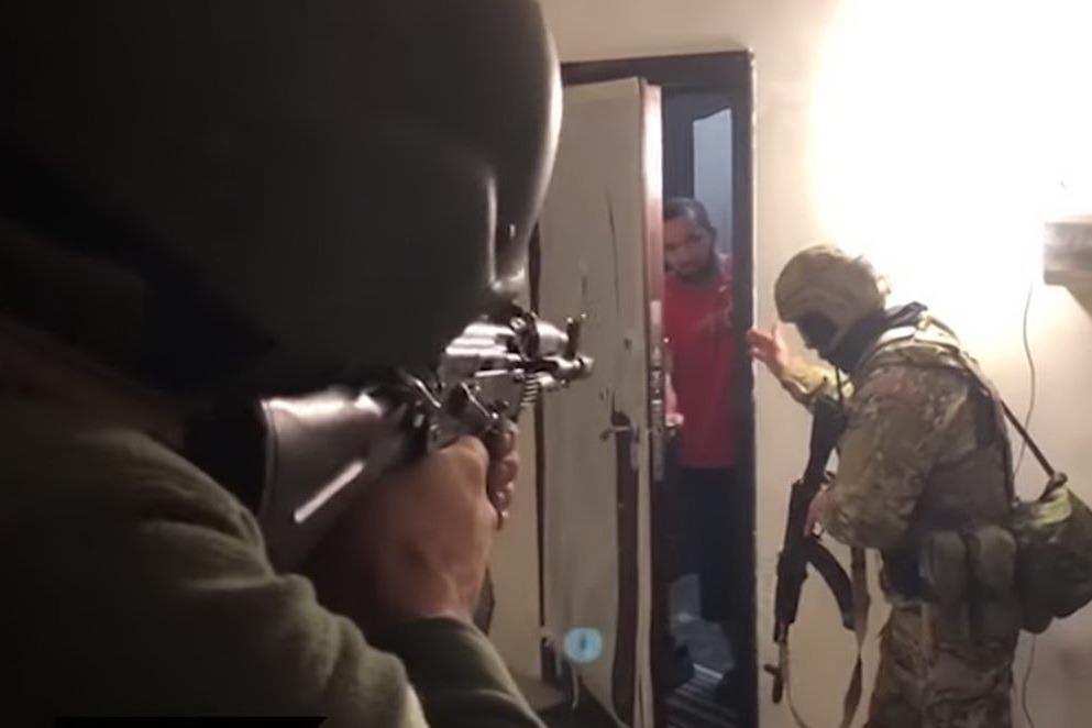 ФСБ сообщила о задержании Сааду Ахмеднабиева