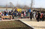 В Сергокалинском районе открылись два парка