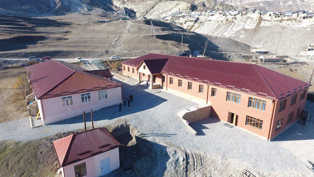 Администрация Гумбетовского района прокомментировала ситуацию со школой в Аргвани