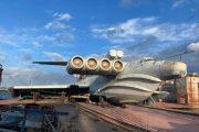 «Каспийский монстр» сменит место дислокации (ФОТО)