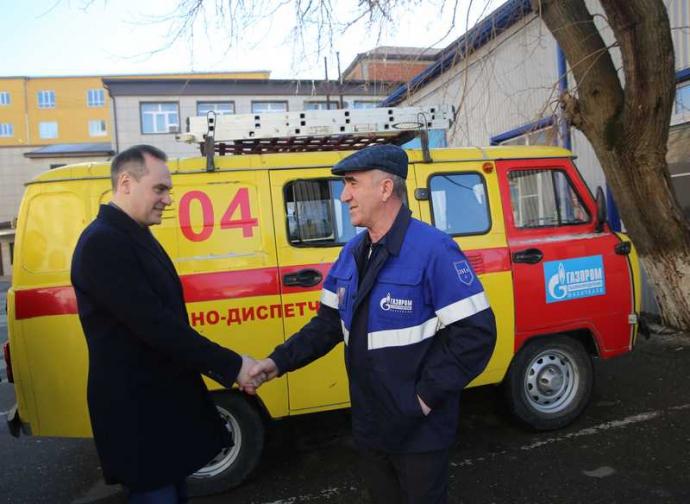 Артем Здунов проверил работу городских служб в праздничные дни