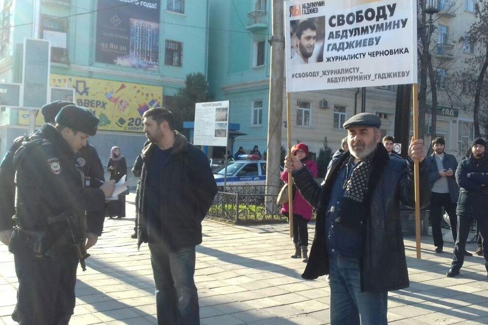 ВС Дагестана отклонил жалобу на продление ареста Абдулмумину Гаджиеву