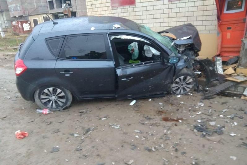 В автоаварии в Махачкале погиб 53-летний мужчина
