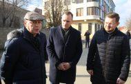 Артем Здунов поручил убрать несанкционированные свалки с улиц Махачкалы