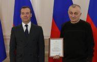 Алик Абдулгамидов получил премию правительства РФ в области СМИ