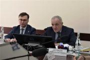 Министр внутренних дел отчитался перед прессой