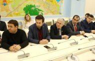 Салман Дадаев встретился с журналистами республиканских СМИ
