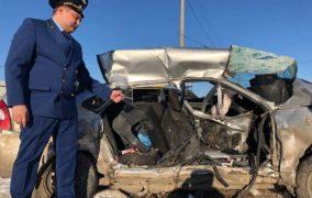 Четверо жителей Дагестана стали жертвами ДТП в Воронежской области