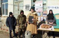 В Дагестане прошла всероссийская акция «Блокадный хлеб»