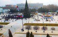 Мэр Махачкалы заявил, что ремонт главной площади города будет продолжен